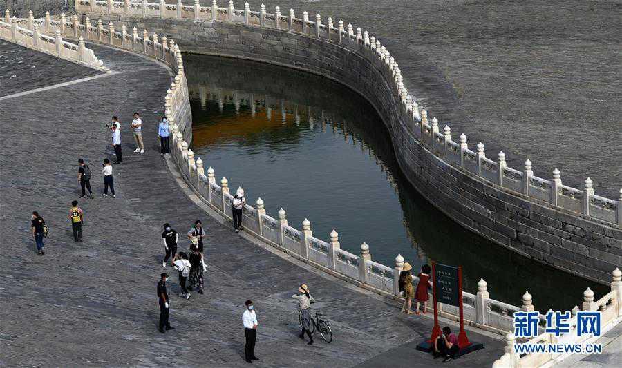 (文化)(4)故宫举办紫禁城建成六百年展览