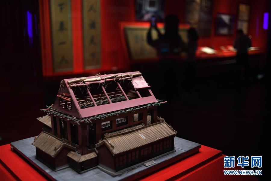 (文化)(11)故宫举办紫禁城建成六百年展览