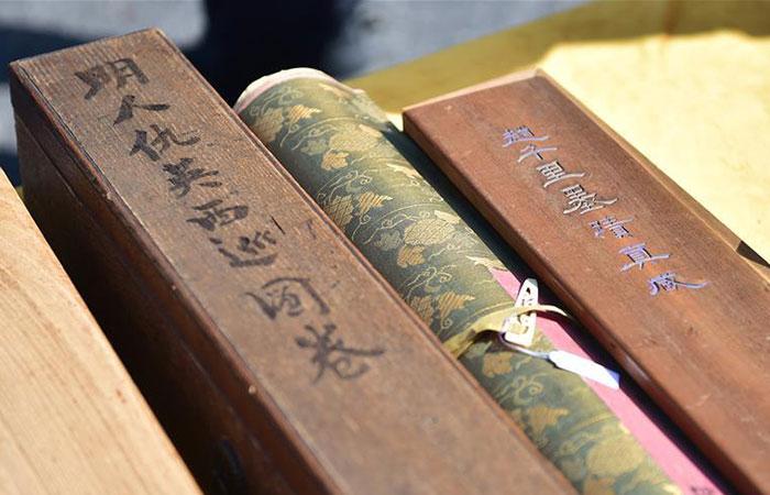 入园开启海外华人文物回归通道