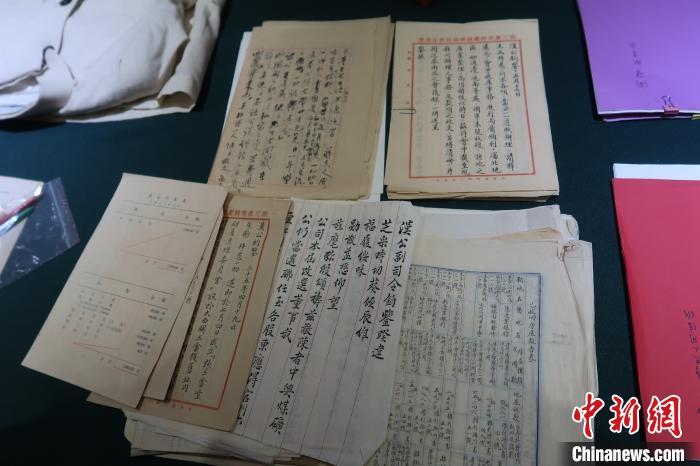 张学良日记等珍贵文物在张氏帅府博物馆首次披露