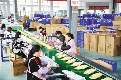 中国制造业全球位势明显提升 有力支撑新发展格局