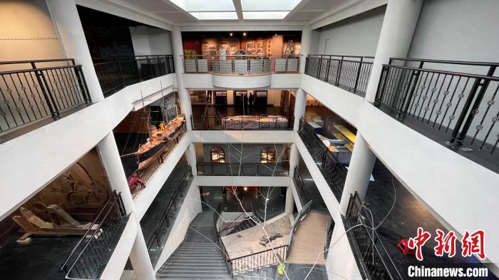 中国船政学问博物馆改造后春节前将全新亮相