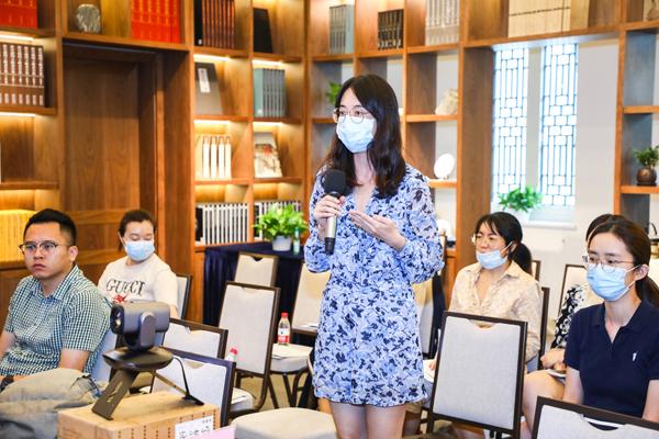 跨媒體藝術與數字共生主題沙龍活動在北京舉行_fororder_圖片6