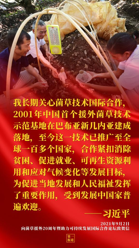 世纪官方注册:南南合作的中国贡献,习主席提到三个时间(图7)
