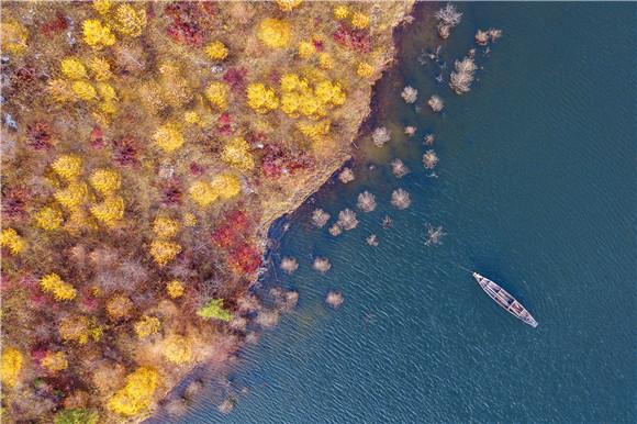 5航拍巫溪红池坝。巫溪县文化旅游委供图 华龙网发