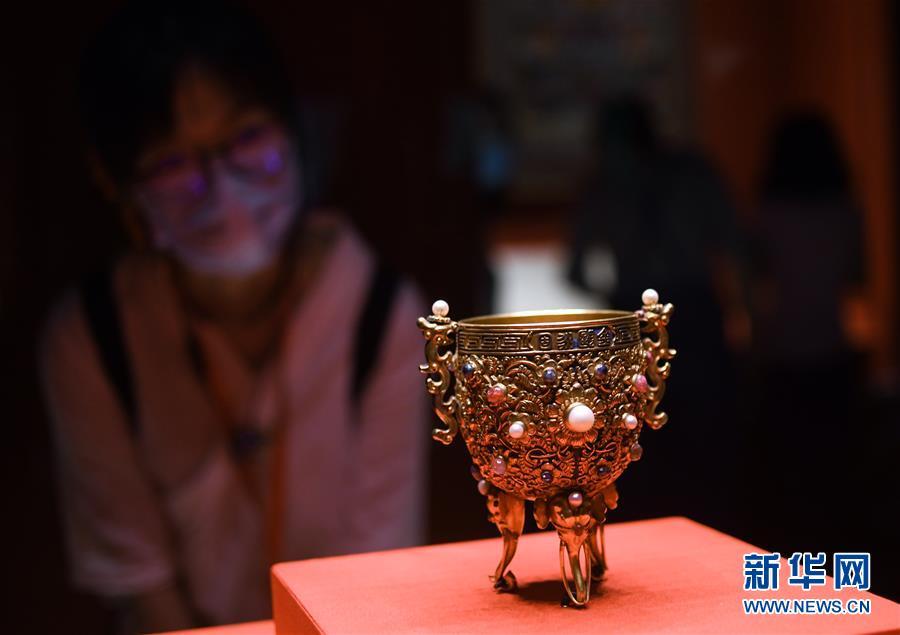 (文化)(7)故宫举办紫禁城建成六百年展览