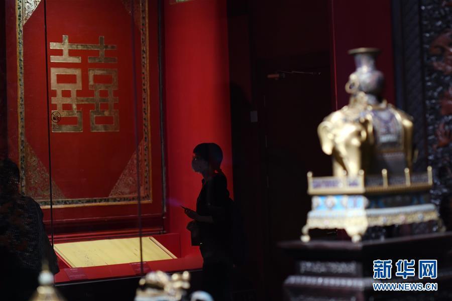 (文化)(9)故宫举办紫禁城建成六百年展览