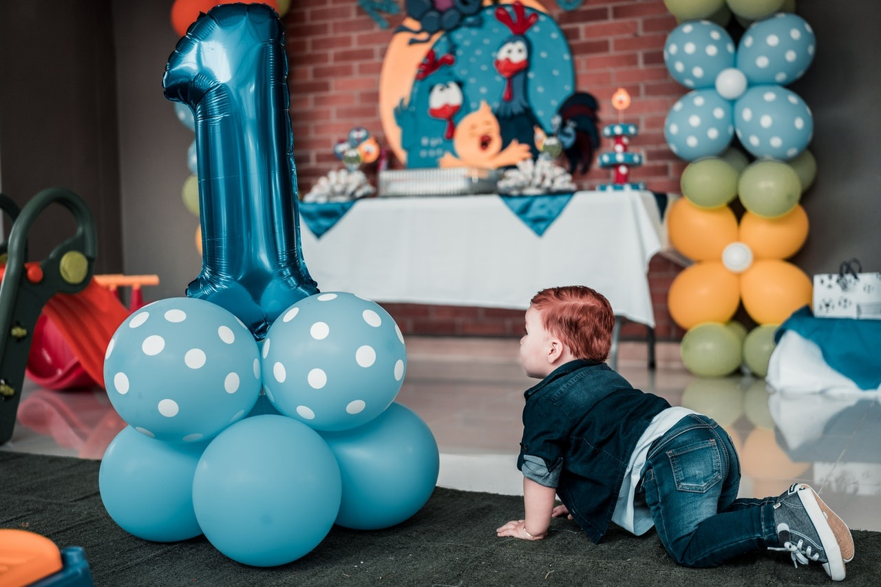 Can a One Year Old Decide Their Own Career?